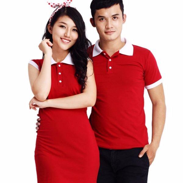 Set áo váy cặp tình nhân SID8650